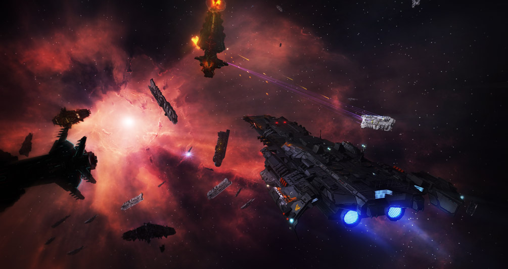 Starpoint Gemini Warlords: Endpoint DLC now available on Steam