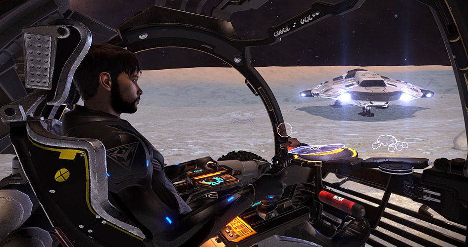 The future of Elite: Dangerous