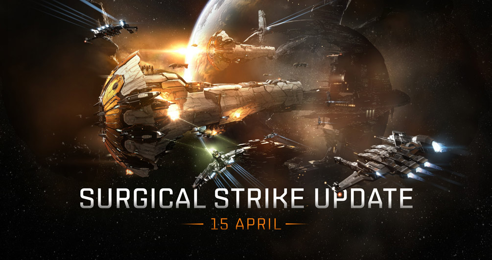 Surgical strike - massive changes to resist modules and capitals