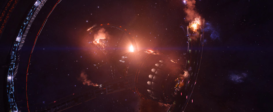 Taking a quick look at the state of Elite Dangerous - Alpha