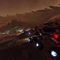 Patch 2.3.10 is live and we can visit the Thargoid caves