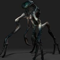 Apparent Thargoid render leaked