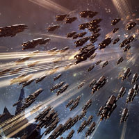 First fully operational Keepstar destroyed in a glorious battle of M-OEE8