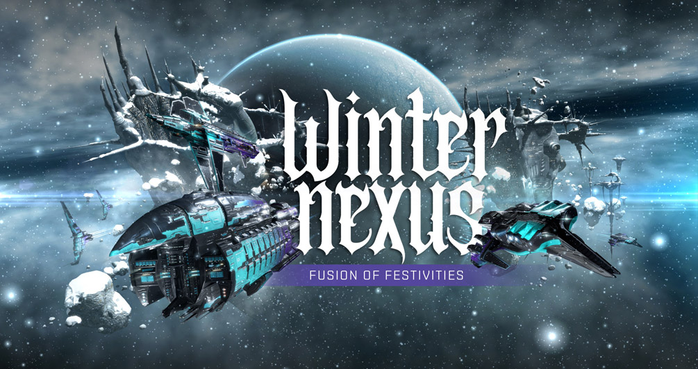 Jump into the holiday spirit with the Winter Nexus