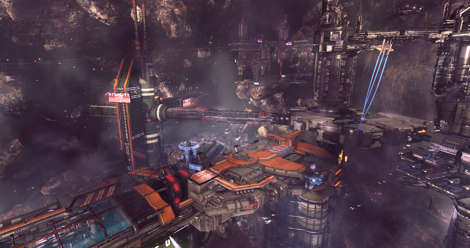 Egosoft answers a few forum questions about X4