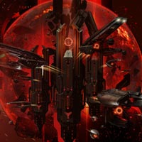 INIT prepares aTriglavian Zirnitra-class dreadnaught for a huge fight and you can be a part of it!